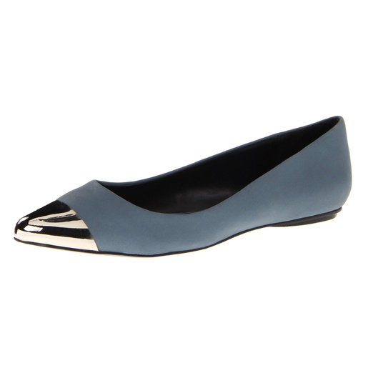 Best Pointy Toe Flats - Messeca New YorkJacqueline Cap Toe Flats