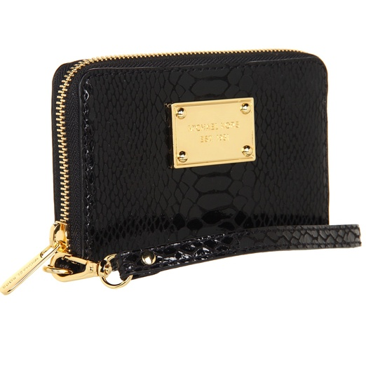 Michael by Michael Kors Zip Around iPhone Wristlet