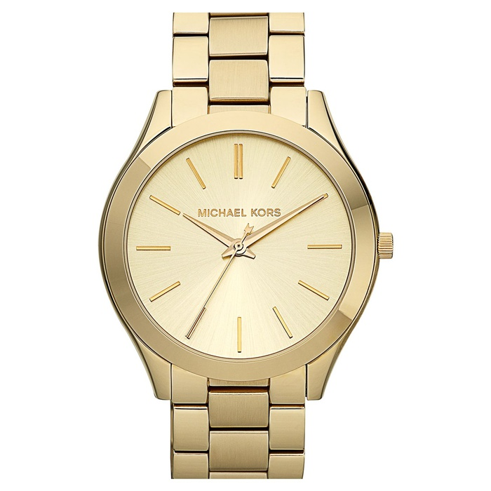 Best Mother's Day Gift Ideas - Michael Kors Slim Runway Bracelet Watch