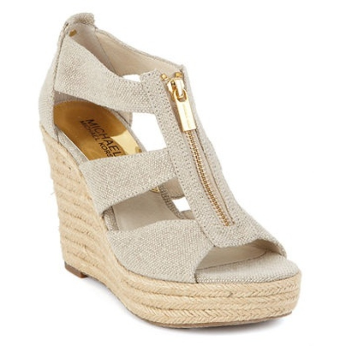 Best Espadrilles for Summer - MICHAEL Michael Kors Damita Platform Wedge Sandals
