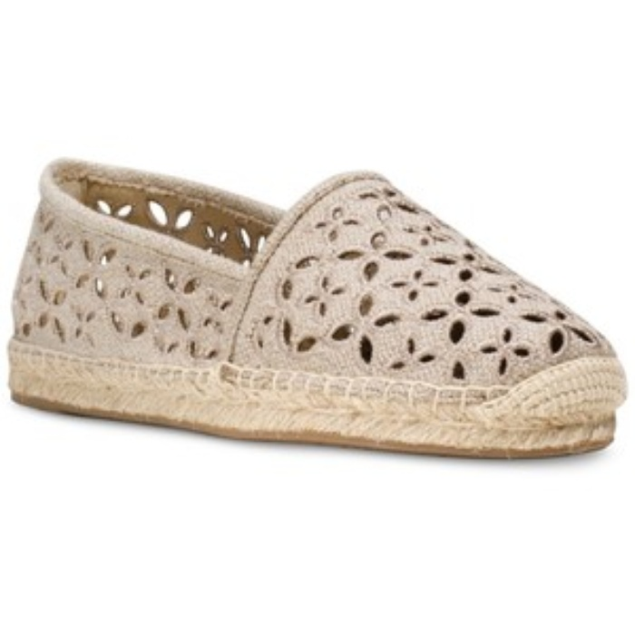 Best Espadrilles for Summer - MICHAEL Michael Kors Darci Slip-On Espadrille Flats