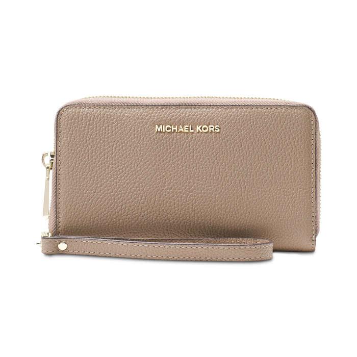 047a949d90b7 MICHAEL Michael Kors Jet Set Smartphone Wristlet