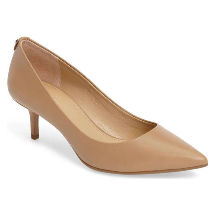Best Kitten Heels - MICHAEL Michael Kors Kitten Heel Pump
