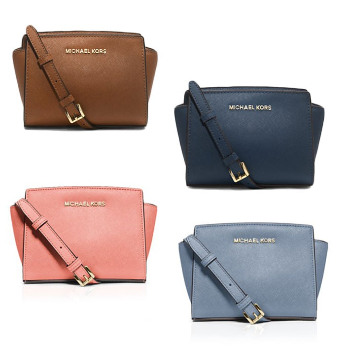 Best Mini Cross Body Bags Under $250 - MICHAEL Michael Kors Mini Selma Crossbody