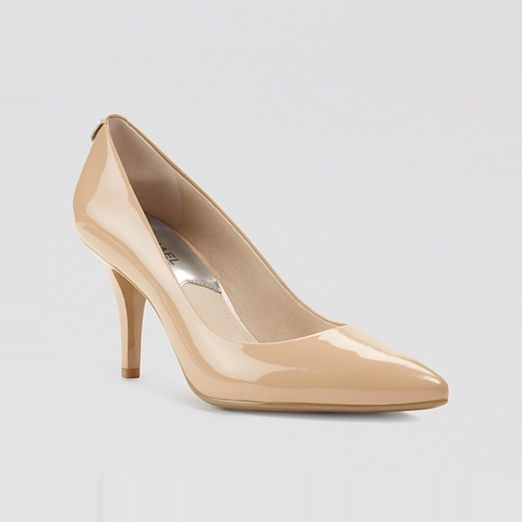 Best Comfortable Summer Heels - Michael Michael Kors MK Flex Mid Pump