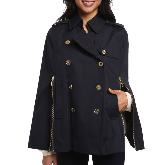 Best Spring Jackets - MICHAEL Michael Kors Trench Cape