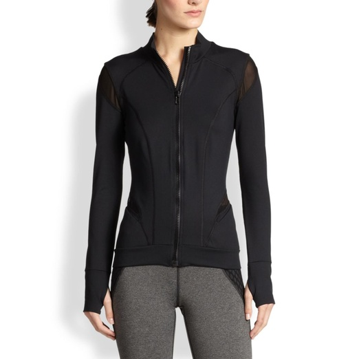 Best Workout Jackets - Michi Illusion Jacket