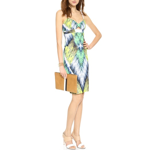 Best Date Night Dresses - Milly Cutout Sheath Dress