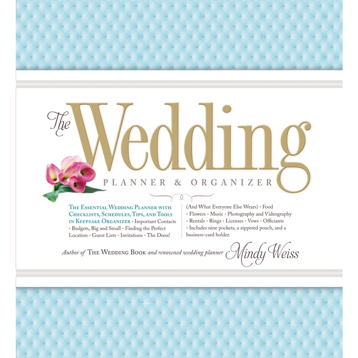 Best Wedding Planner Books - Mindy Weiss: The Wedding Planner & Organizer