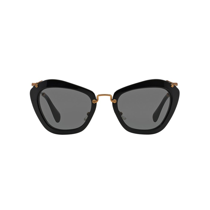Best Sunglasses For A Round Face - Miu Miu Mu 10NS Sunglasses