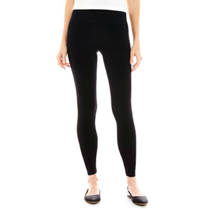 Best Seamless Leggings - Mixit Seamless Black Leggings