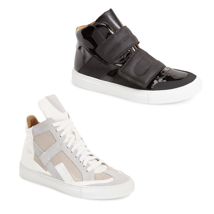 Best Winter High Tops - MM6 Maison Martin Margiela High Tops