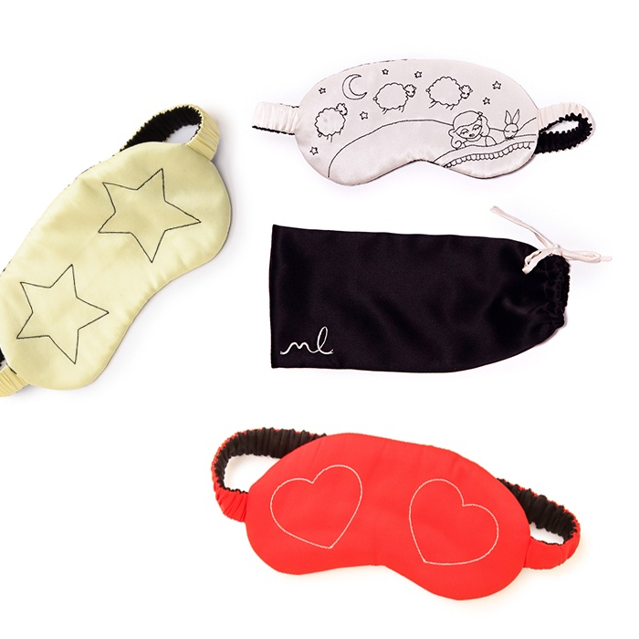 Best Presents for the Nester - Morgan Lane Sleep Masks