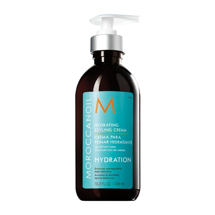Best Ten Ways to Protect Your Hair - MoroccanOil Hydrating Styling Cream