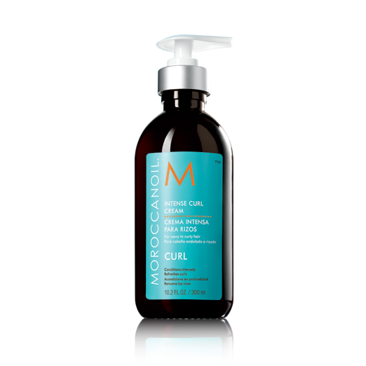 Best Curly Hair Product - Moroccanoil Intense Curl Cream