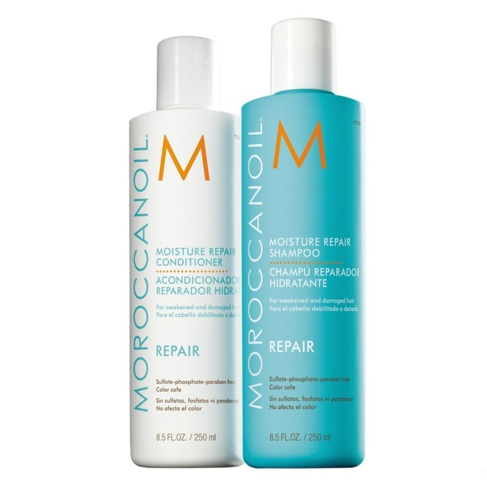 Best Shampoos & Conditioners for Winter - Moroccanoil Moisture Repair Shampoo & Conditioner Combo Set