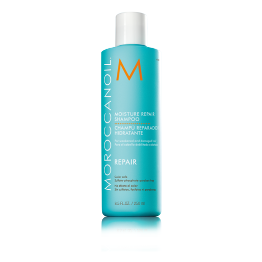 Best Shampoo for Dry Hair - Moroccanoil Moisture Repair Shampoo