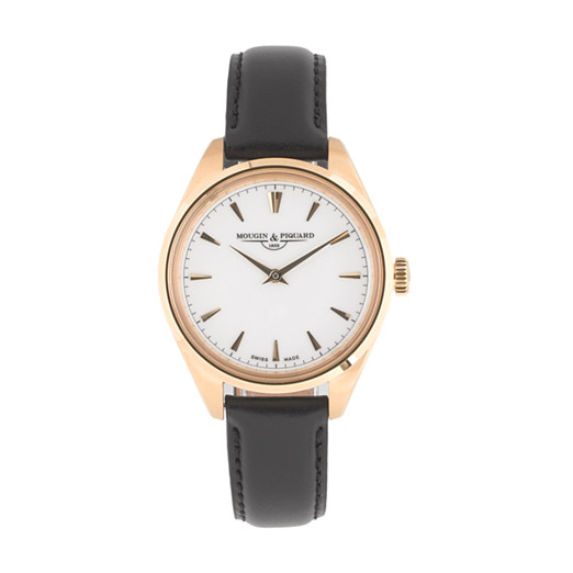 Best Trendy Watches - Mougin & Piquard for J.Crew™ Minuit Watch in Black