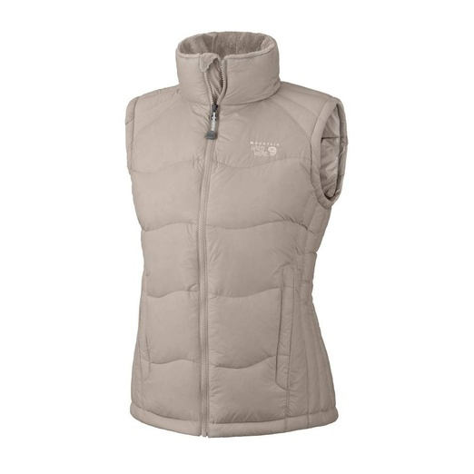 Best Puffer Vests - Mountain Hardwear Women's LoDown Vest