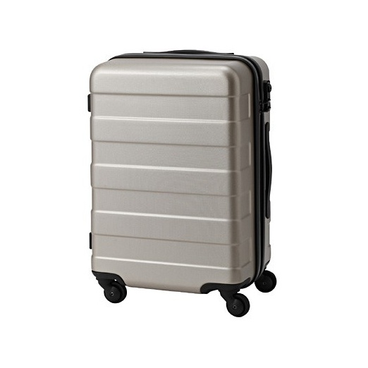 Best Carry On Suitcases - Muji Hard Carry Travel Suitcase 33L