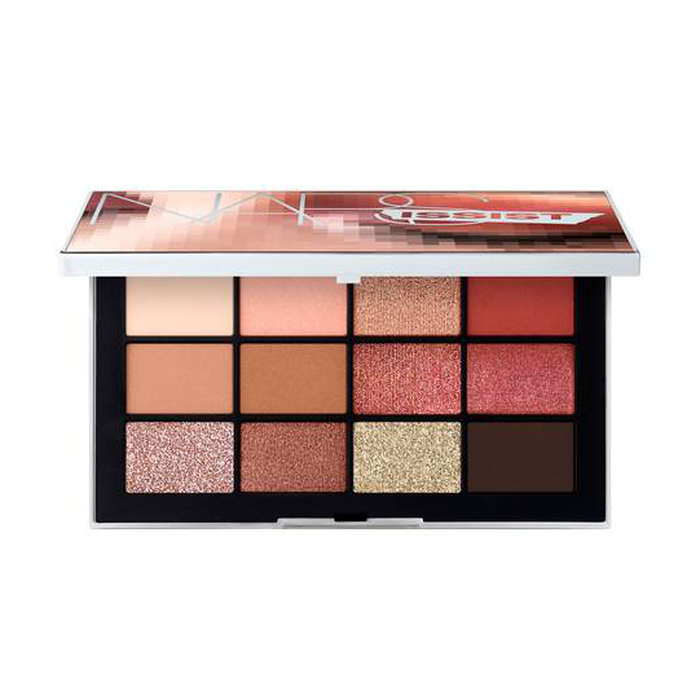Best Rose Gold Eyeshadow Palettes - Nars Narsissist Wanted Eyeshadow Palette