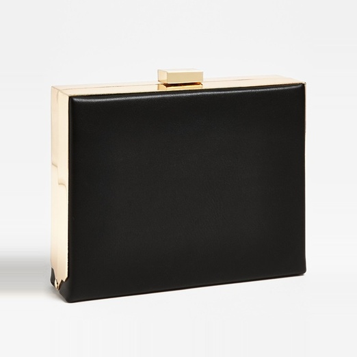 Best Spring Clutches Under $100 - Natasha Couture Box Clutch