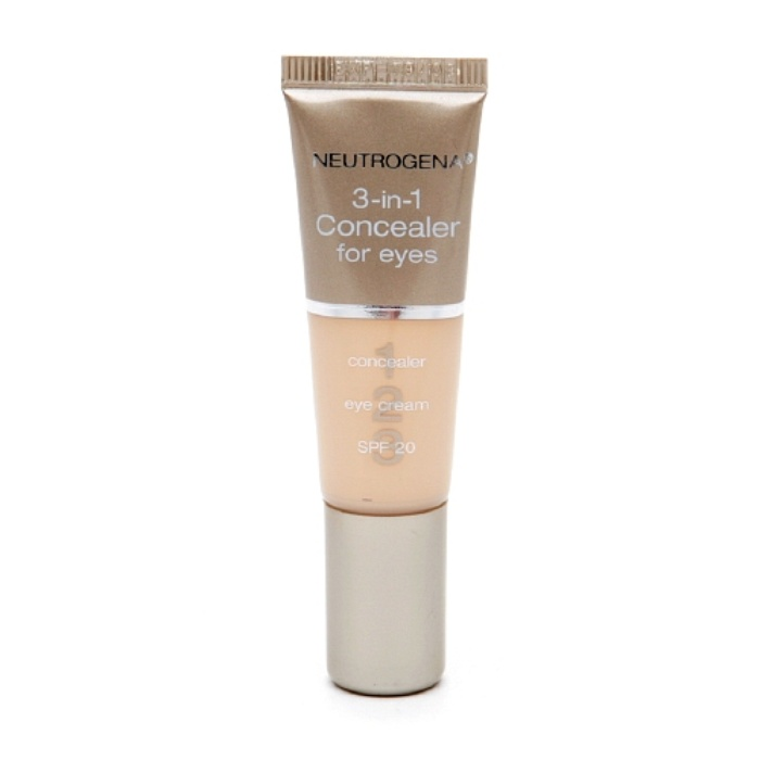 Best Drugstore Concealers - Neutrogena 3-in-1 Concealer for Eyes