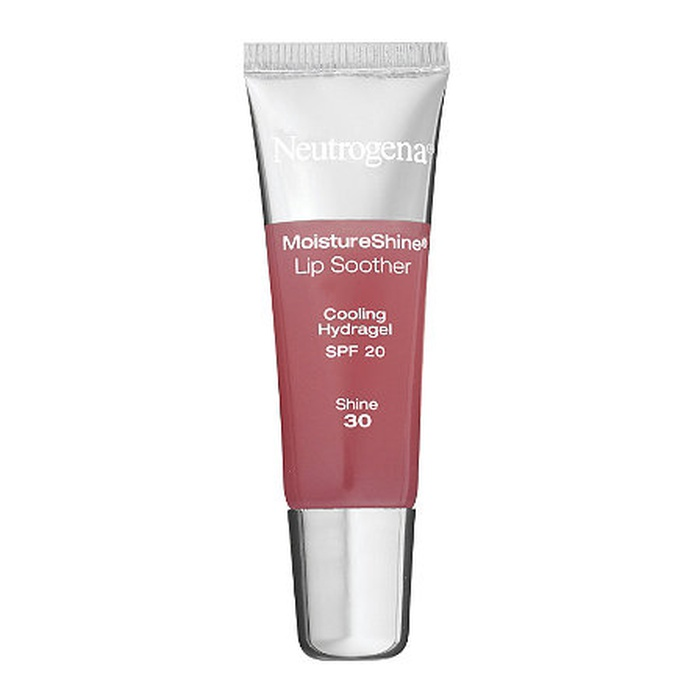 Best Drugstore Lip Glosses - Neutrogena MoistureShine Lip Soother SPF 20