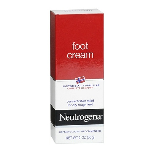 Best Foot Cream - Neutrogena Norwegian Formula Foot Cream
