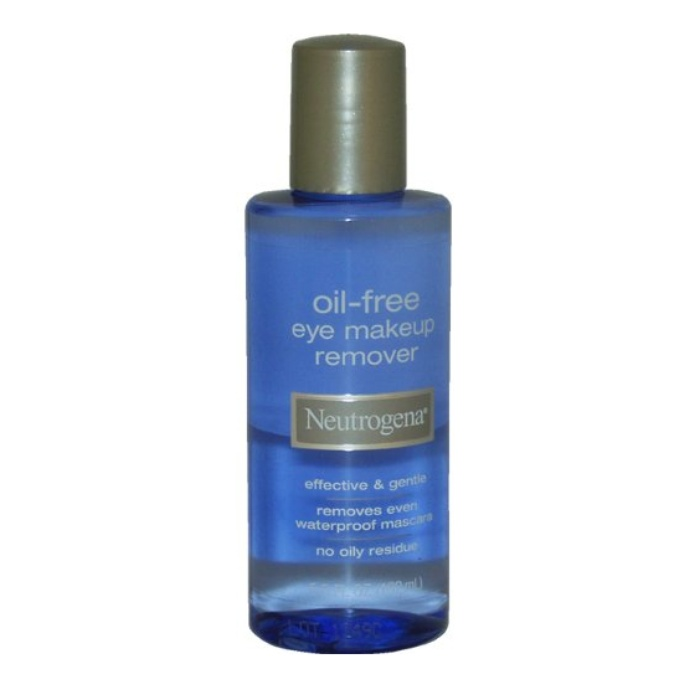 Best Eye Makeup Removers - Neutrogena Oil Free Eye Makeup Remover