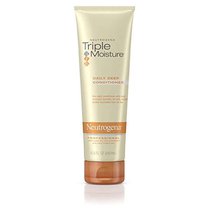 Best Drugstore Moisturizing Conditioners - Neutrogena Triple Moisture Daily Deep Conditioner