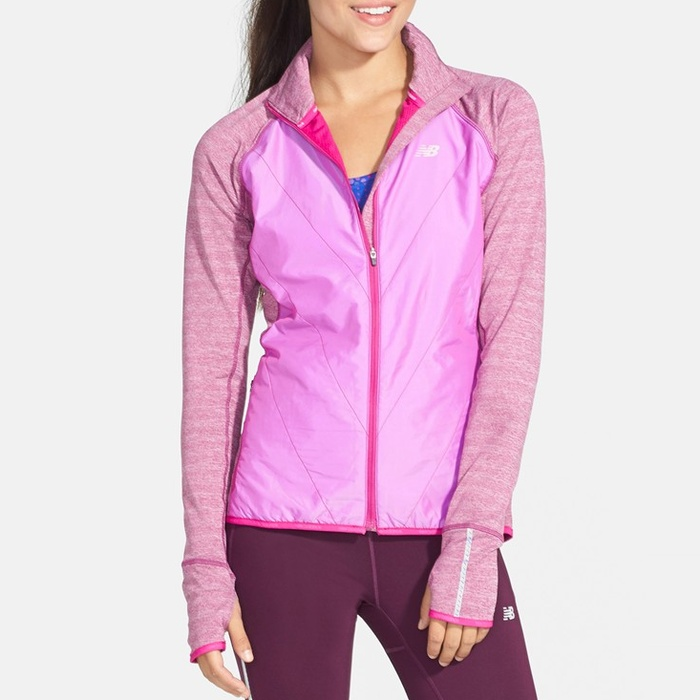 Best Fall Running Gear - New Balance 'Chameleon' Jacket