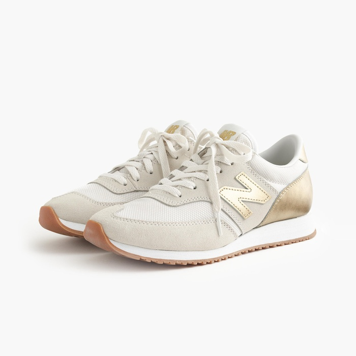 Best Fashion Sneakers Under $150 - New Balance for J.Crew 620 Sneakers