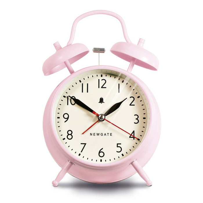 Best Presents for the Nester - Newgate Covent Garden Alarm Clock