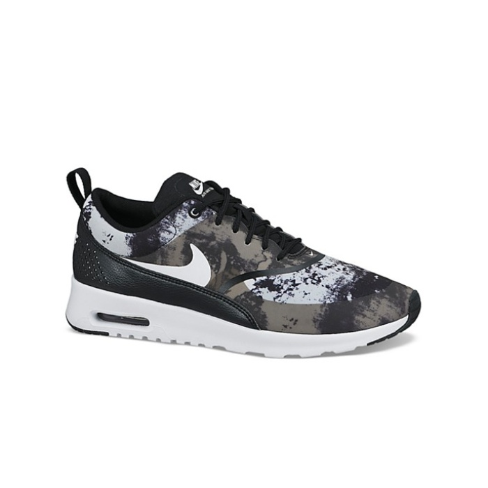 Best The Ten Best in Tie-Dye Fashion - Nike Air Max Thea Print Lace Up Sneaker