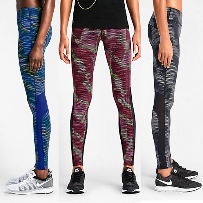 Best Wild printed workout bottoms - Nike Epic Lux Printed Running Tights