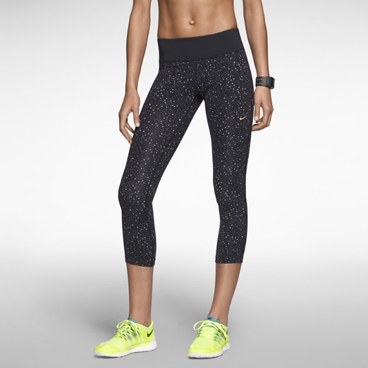 Best Printed Workout Capris - Nike Epic Lux Printed Women's Running Capri