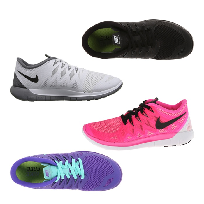 Best Winter Running Sneakers - Nike Free 5.0