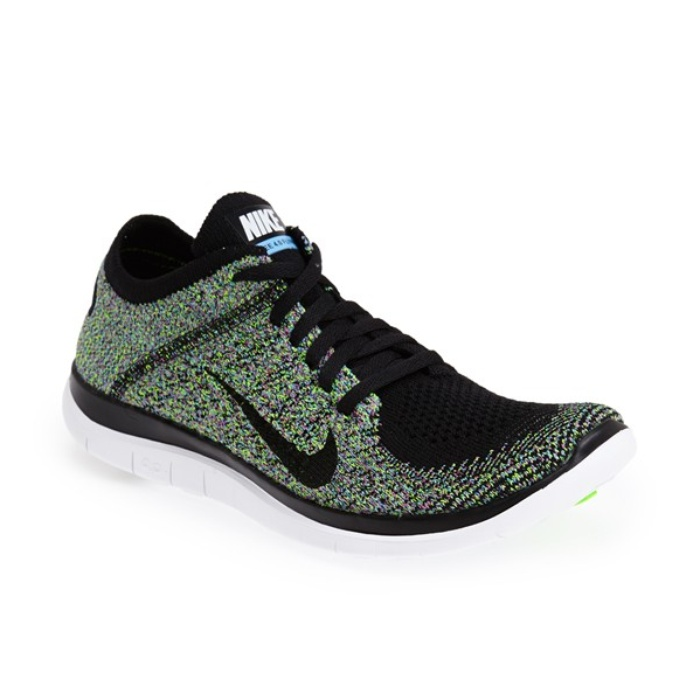 Best Fall Running Gear - Nike 'Free Flyknit 4.0' Running Shoe