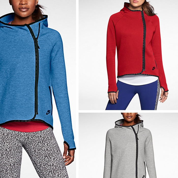 Best Fall Running Gear - Nike Tech Cape