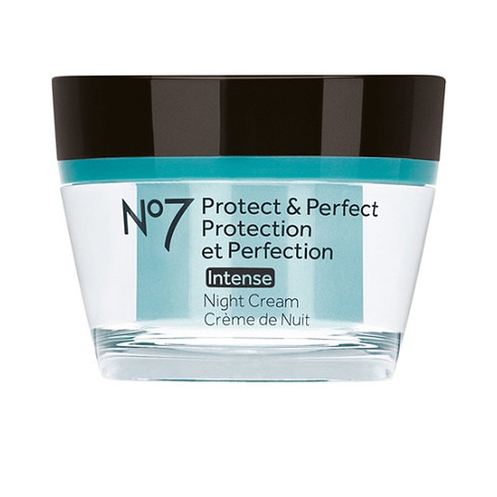 Best Drugstore Night Creams - No7 Protect & Perfect Intense Night Cream