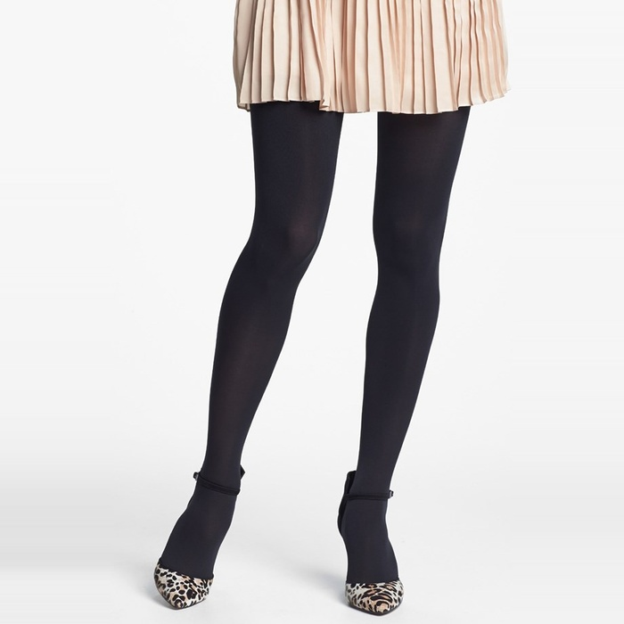 Best Black Tights - Nordstrom 'Everyday' Opaque Tights