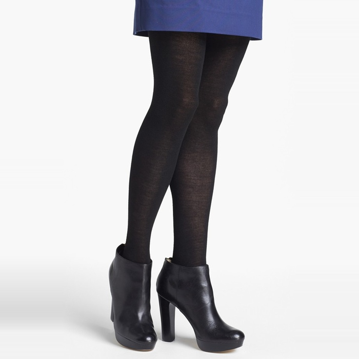 Best Black Tights - Nordstrom 'Love' Sweater Tights