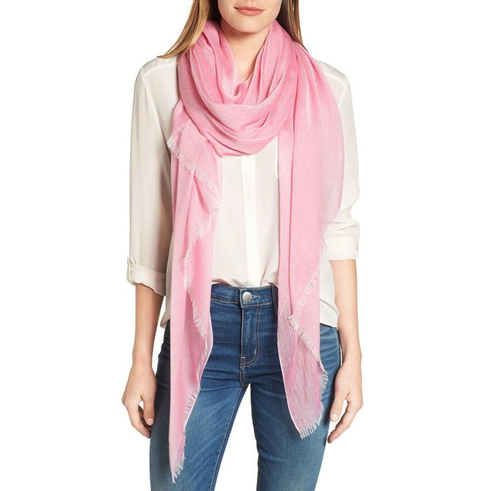 Best Mother's Day Gifts 2017 - Nordstrom Modal Silk Blend Scarf