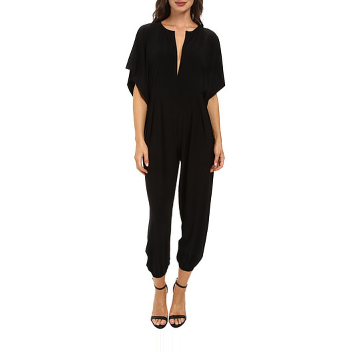 Best Jumpsuits - Norma Kamali Kamali Kulture Rectangle Jumpsuit