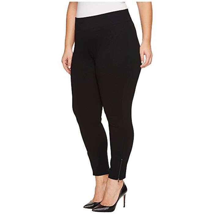 Best Plus Size and Curve Leggings - NYDJ Women's Plus Size Pull On Ponte Knit Leggings