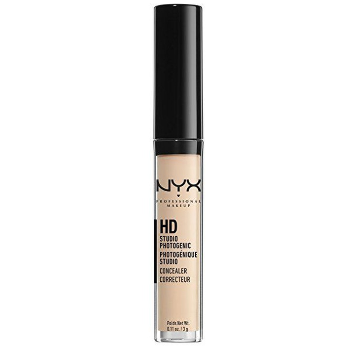 Best Drugstore Concealers 2017 - NYX Cosmetics HD Photo Concealer Wand