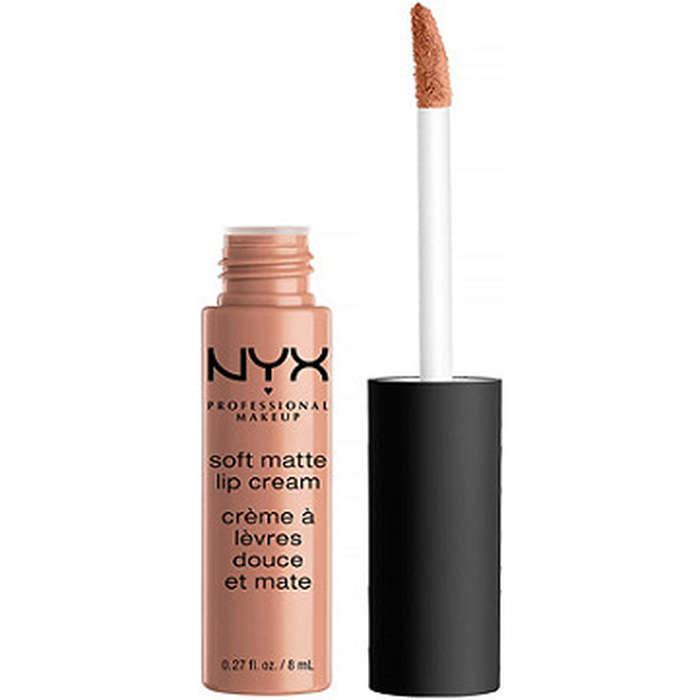Best Nude Lip Glosses - NYX Lip Creme in London
