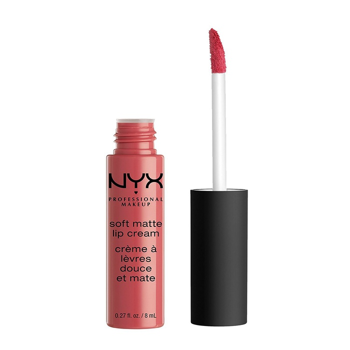 Best Drugstore Cult Beauty Buys - NYX Soft Matte Lip Cream