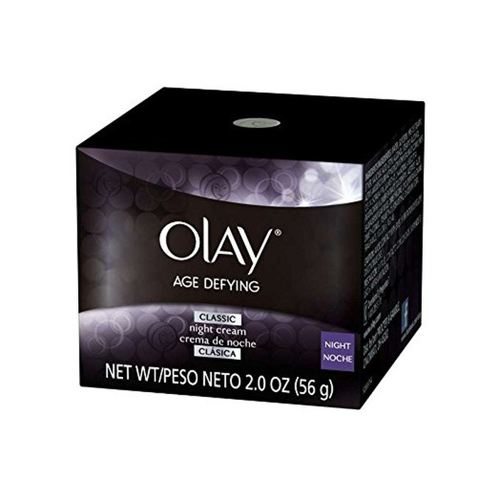 Best Drugstore Night Creams - Olay Age Defying Night Cream